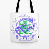 Kate Of Kale's All Seein… Tote Bag