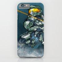 HALO / MASTER Ch iPhone 6 Slim Case