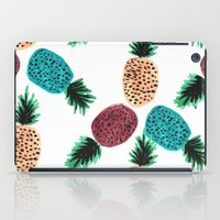 Weird Pineapples iPad Case