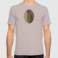 Pear Mens Fitted Tee Cinder SMALL