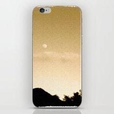 Gold 4 iPhone & iPod Skin