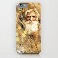 iPhone & iPod Case featuring Golden Bokeh Vintage San… by Christine Aka Stine1