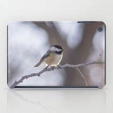Chickadee Watch iPad Case