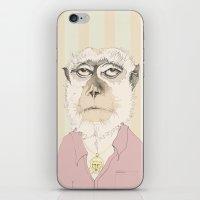 mono gitano iPhone & iPod Skin