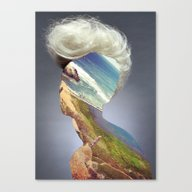 Haircut 3 Canvas Print