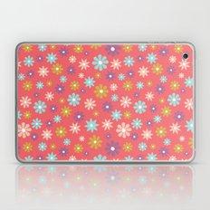 Butterfly Garden - Daisies Laptop & iPad Skin