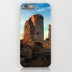 The ruins of Waxenberg castle | architectural photography iPhone 6 Slim Case