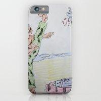 Bootleg Series: Ninja Surfers 3: Ninja Surfers VS Dracula: A Kick in the Teeth iPhone 6 Slim Case