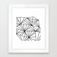 Activity Framed Art Print