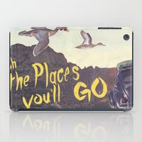 Oh The Places  You'll Go iPad Case