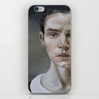 Portrait (shiver) iPhone & iPod Skin