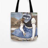 La Raton-laveuse Tote Bag