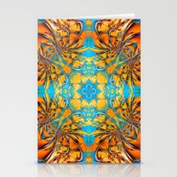 Mandala #4 Stationery Cards