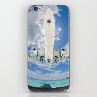 Landing iPhone & iPod Skin
