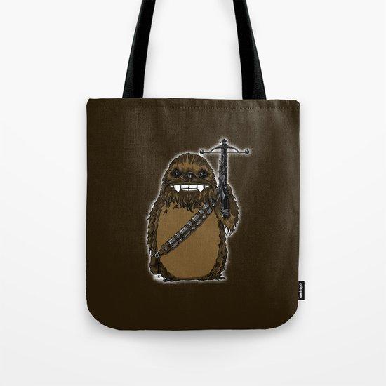 Chewtoro Tote Bag