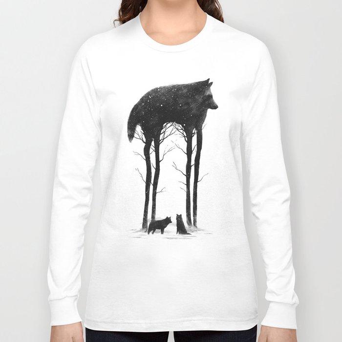 Standing Tall Long Sleeve T Shirt By Dan Burgess Society6