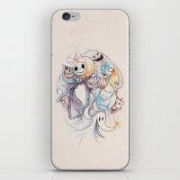 The Grim Bunch iPhone & iPod Skin