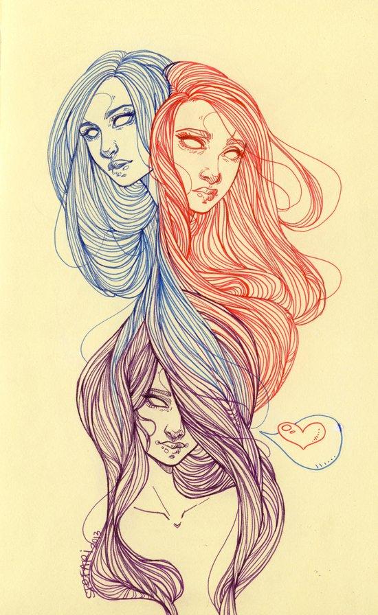 Strangelight Art Print