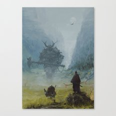 brothers in arms - worlord  Canvas Print