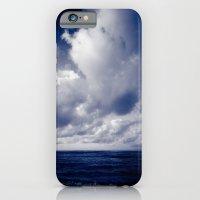 summer ver.blueblack iPhone 6 Slim Case