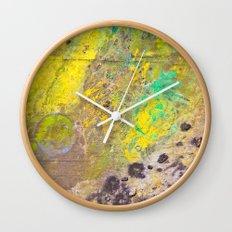 Galaxy Road Wall Clock