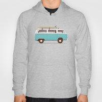 Blue Van Hoody