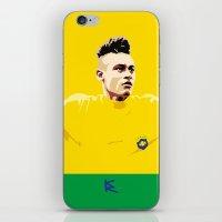 Neymar Brasil iPhone & iPod Skin