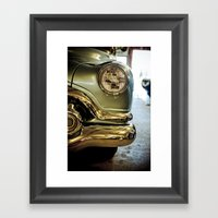 Buick Woody - Part Of Th… Framed Art Print