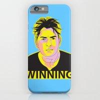 Charlie Sheen Winning_In… iPhone 6 Slim Case