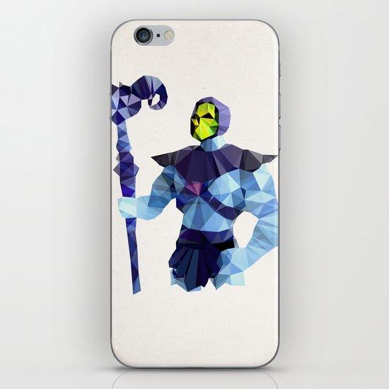 Polygon Heroes - Skeletor iPhone & iPod Skin