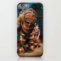 iPhone & iPod Case featuring Bioshock by Emily Blythe Jones