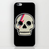 Skully Sane iPhone & iPod Skin