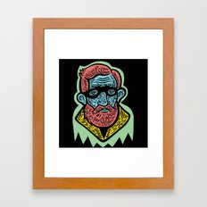 The Perfect Disguise Framed Art Print