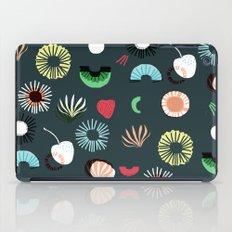 Seaflower iPad Case
