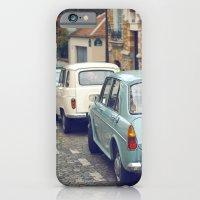iPhone & iPod Case featuring Vintage Parisian Streets by Josh Thomassen