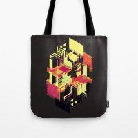 Utopia In Six Or Seven C… Tote Bag