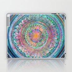 Pink and Turquoise Mandala Laptop & iPad Skin