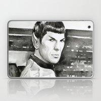 Spock Laptop & iPad Skin