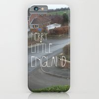 iPhone & iPod Case featuring Merry Little England by Joe Hilditch