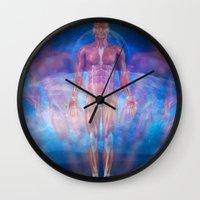 Reincarnation  Wall Clock