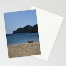 Beach Goers Paradise Stationery Cards