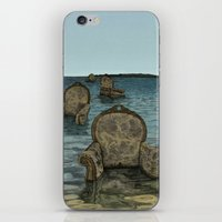 Alices Tears iPhone & iPod Skin