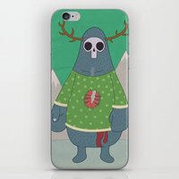 King of Weird iPhone & iPod Skin
