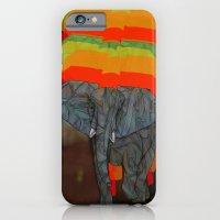 African Elephant iPhone 6 Slim Case