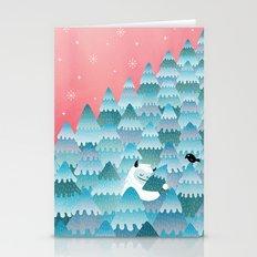 Tree Hugger Stationery Cards