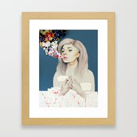 Storyteller: Recovery  Framed Art Print