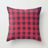 a hipsters dream  Throw Pillow