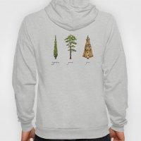 Fur Tree Hoody