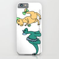 Dino-Mite Gal iPhone 6 Slim Case