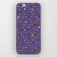 asteroid spot iPhone & iPod Skin